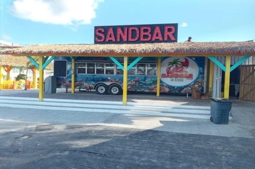 SandBar Beach Bar and Restaurant